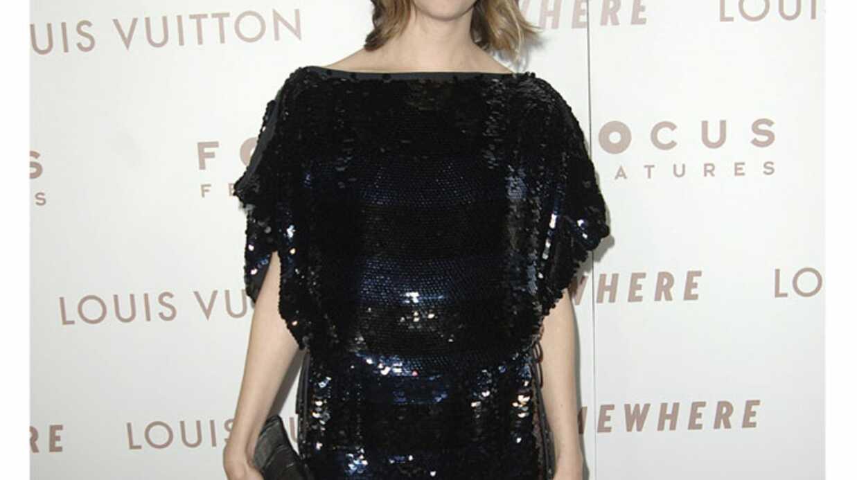 LOOK Sofia Coppola brille par sa classe en Vuitton