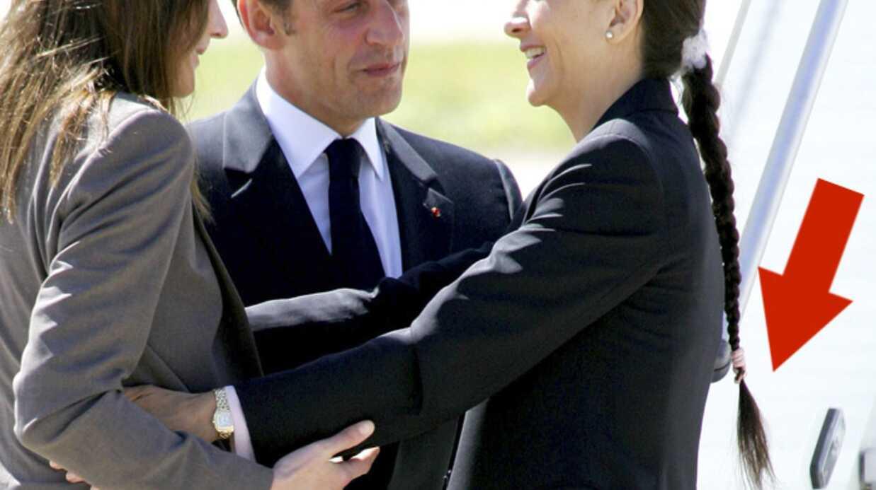 Ingrid Betancourt se coupera les cheveux à la libération des autres otages