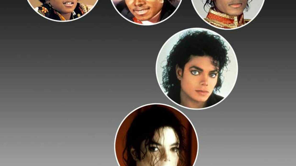Michael Jackson: le chiffre 7 a marqué sa vie