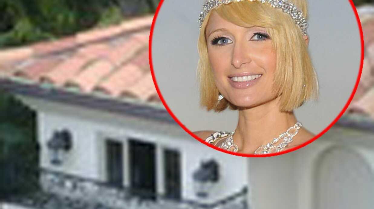 Paris Hilton: une luxueuse maison pour ses chiens