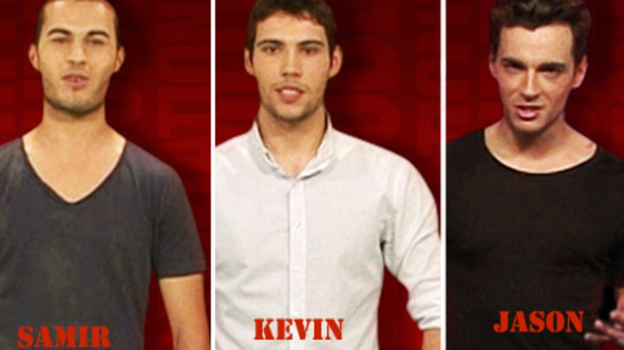 Dilemme: Samir, Kevin et Jason nominés