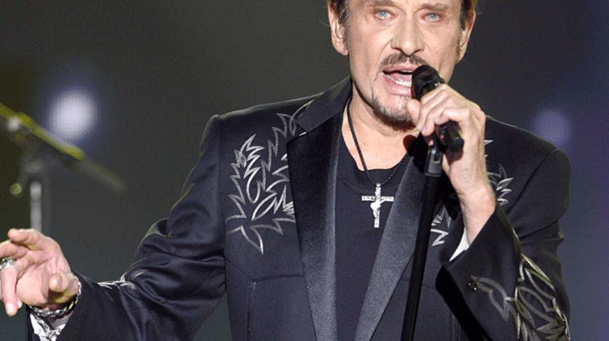Johnny Hallyday a magistralement lancé sa tournée d'adieu