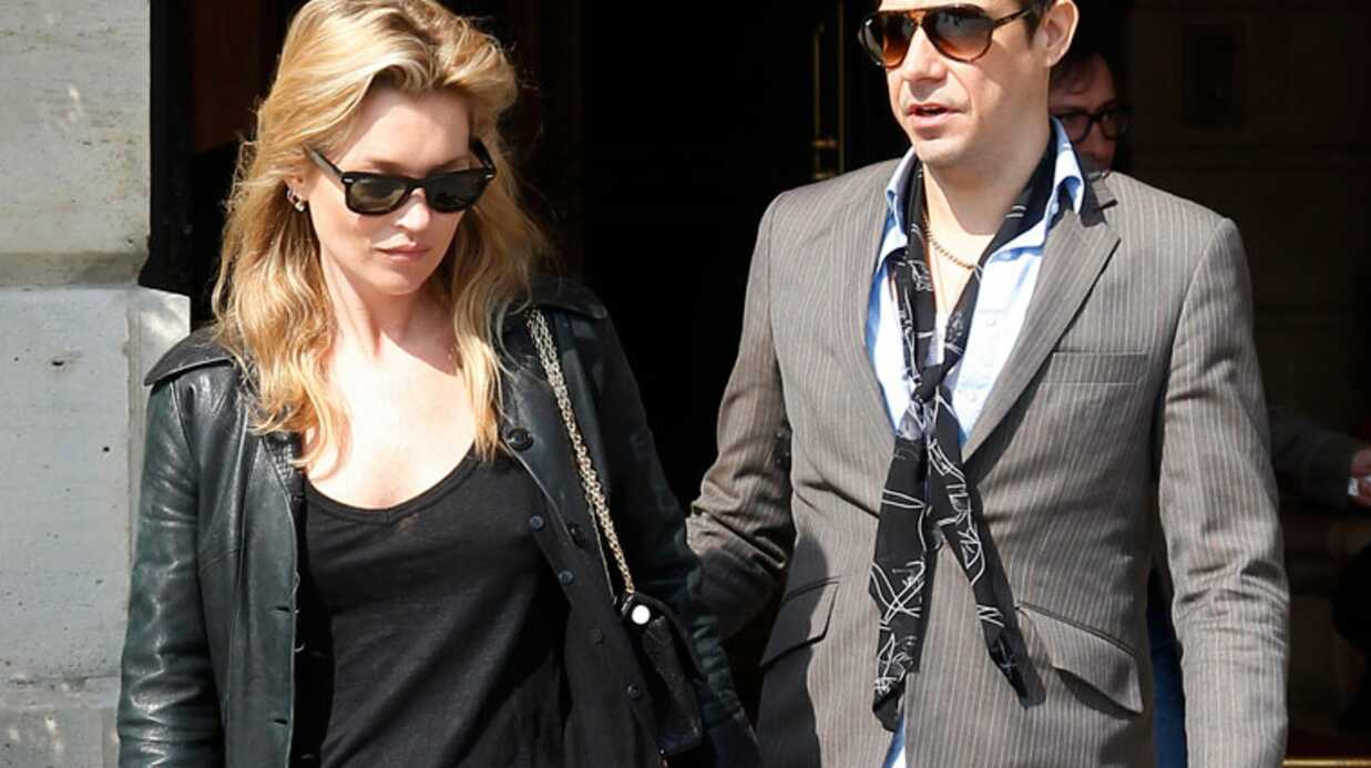 Kate Moss et Jamie Hince : le mariage s'an­nonce rock'n'­roll