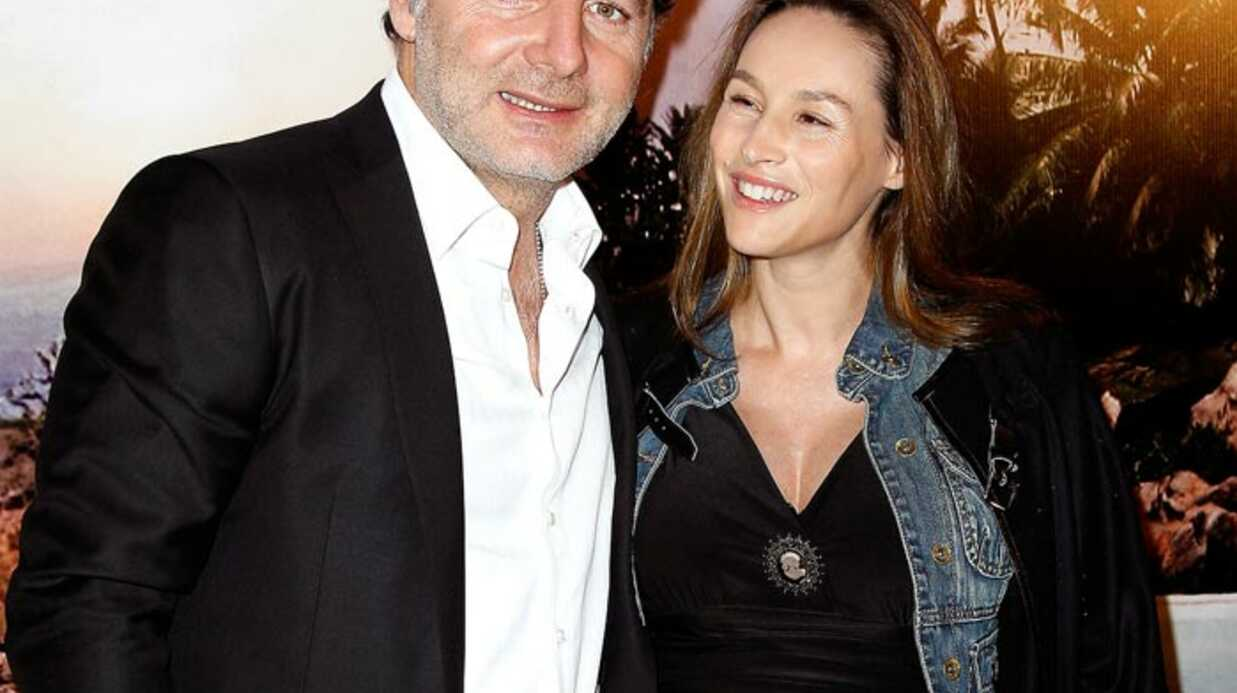 Nicolas Sarkozy a rendu visite à Vanessa Demouy à la maternité