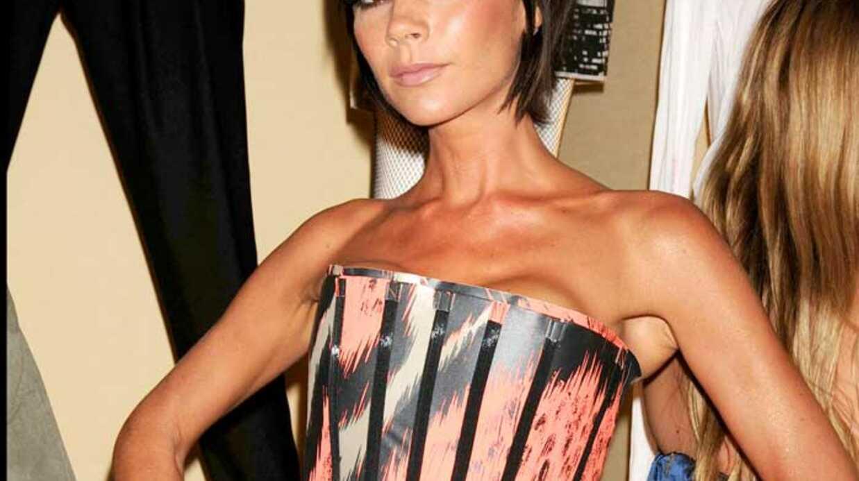 Victoria Beckham: directrice d'une agence de mannequins?