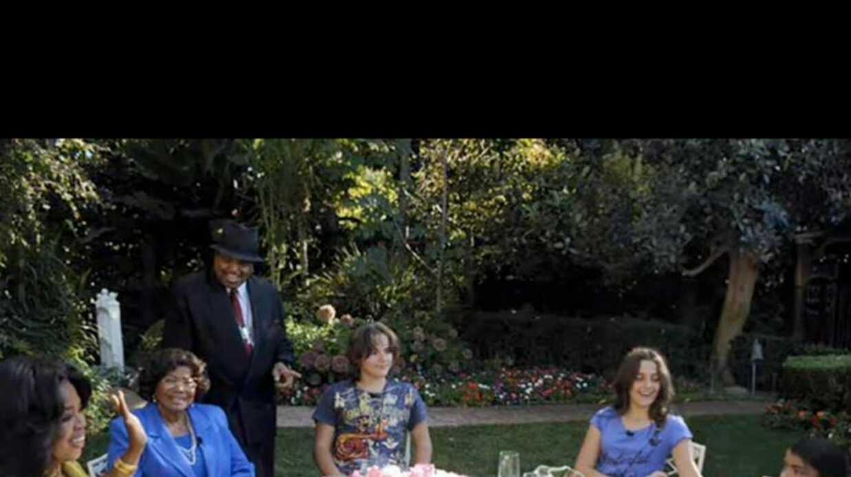Michael Jackson: ses enfants se livrent à Oprah