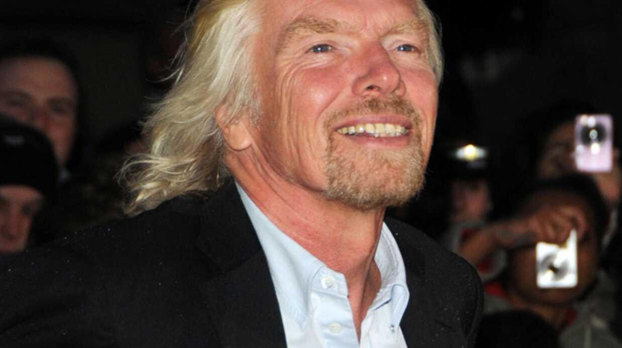 Richard Branson refuse le porno de l'espace