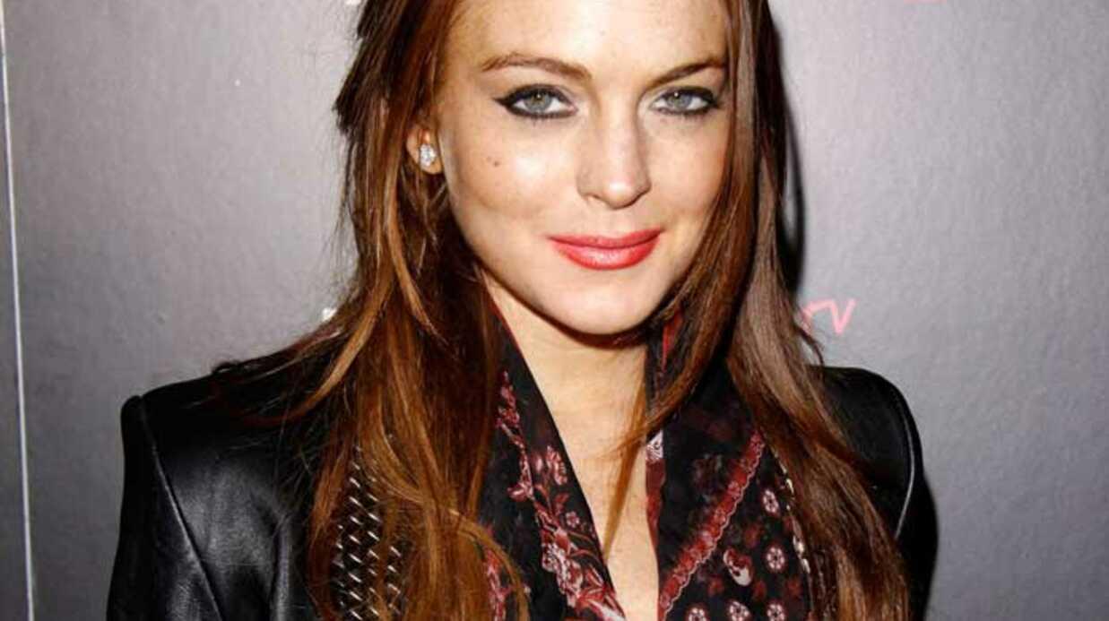 Lindsay Lohan quitte le cinéma pour la mode