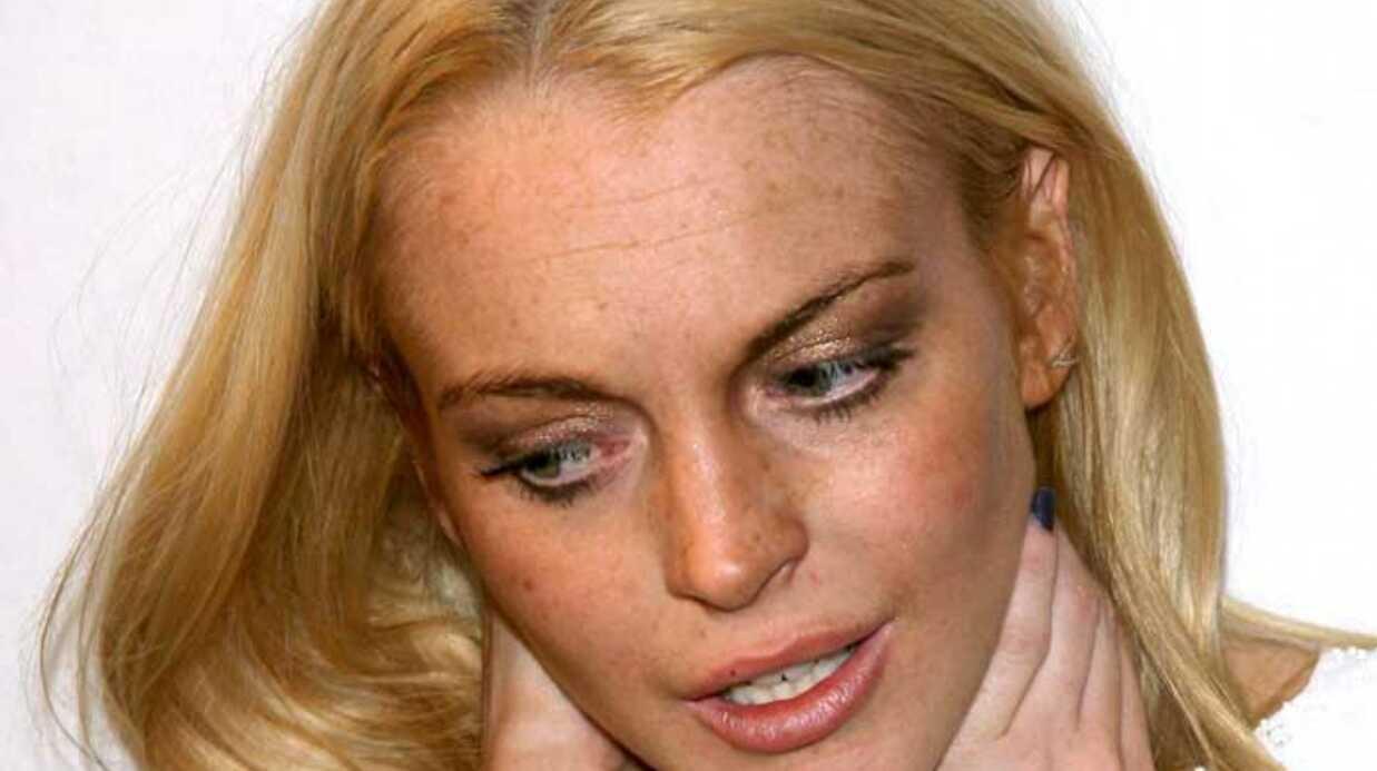 EXCLU Lindsay Lohan pète un plomb en pleine Fashion Week