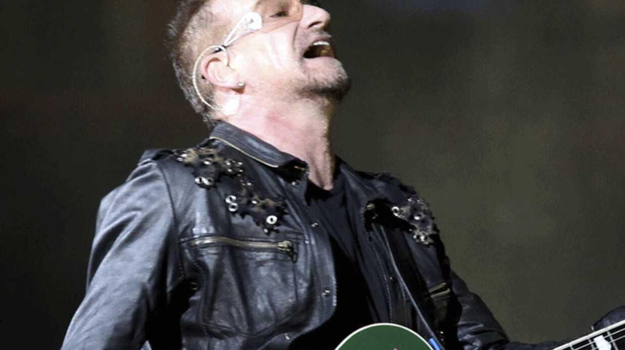 U2 en live au Stade de France en 2010