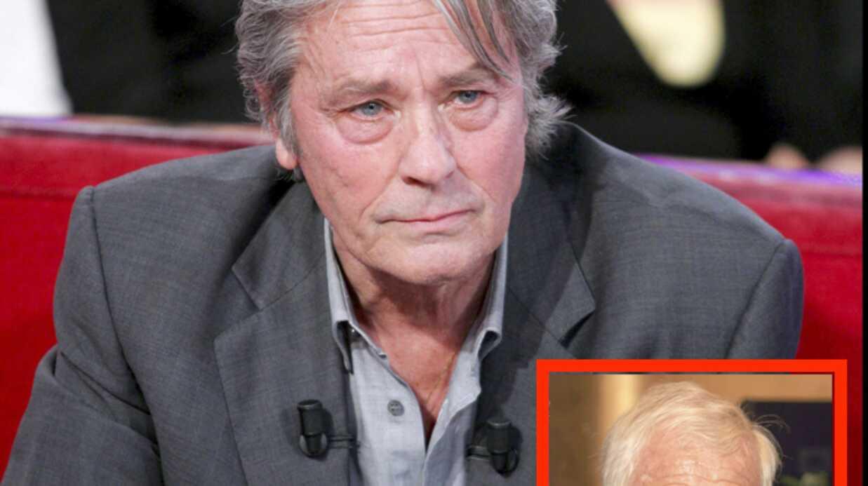 Alain Delon est très touché par le divorce de Jean-Paul Belmondo