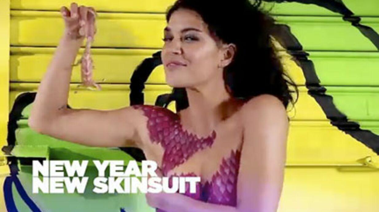 VIDEO Jessica Szohr de Gossip Girl nue