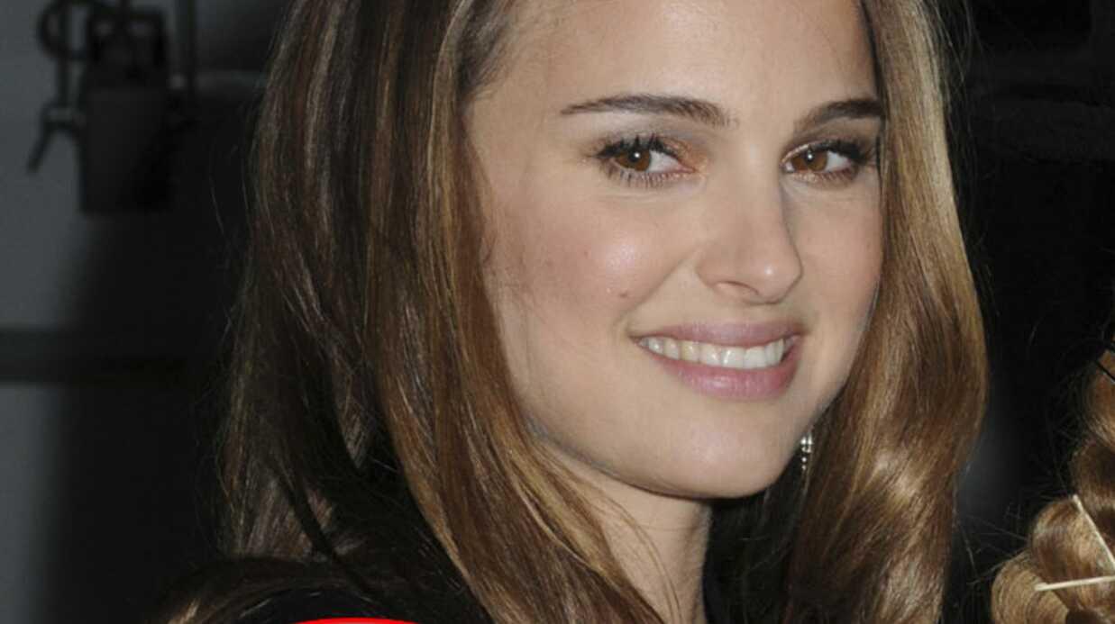 Natalie Portman: sa déclaration d'amour à Benjamin Millepied
