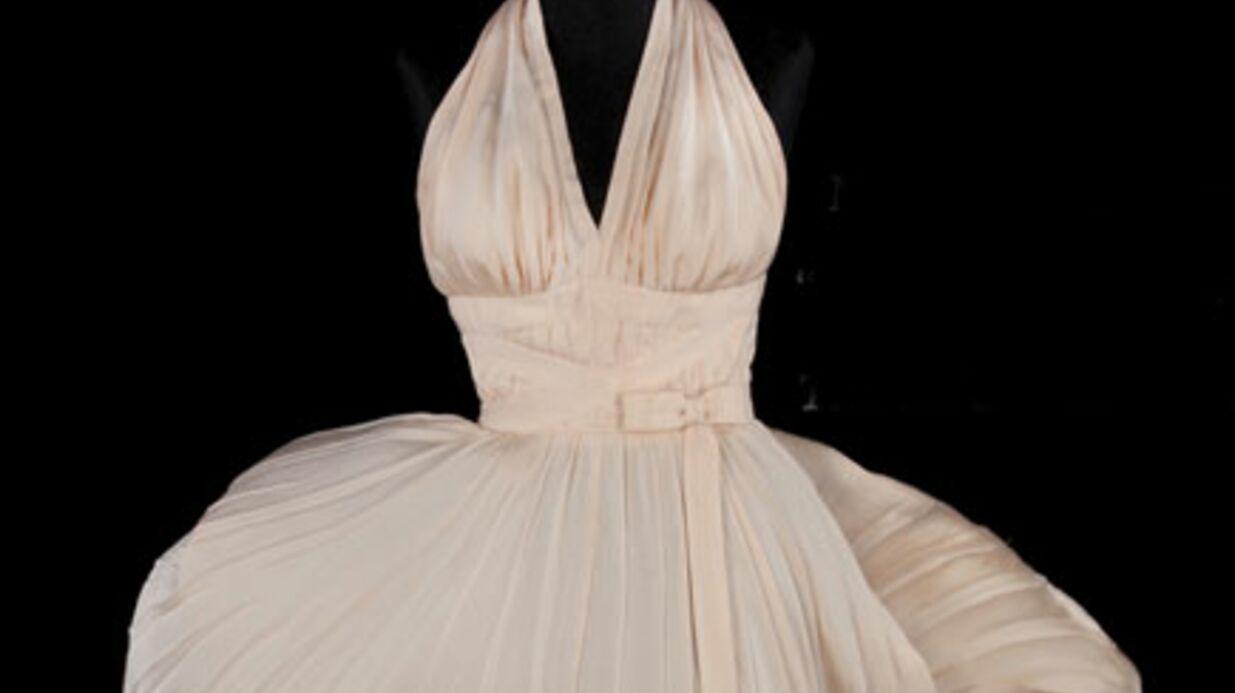 Marilyn Monroe: sa robe s'envole à 3,2 millions d'euros