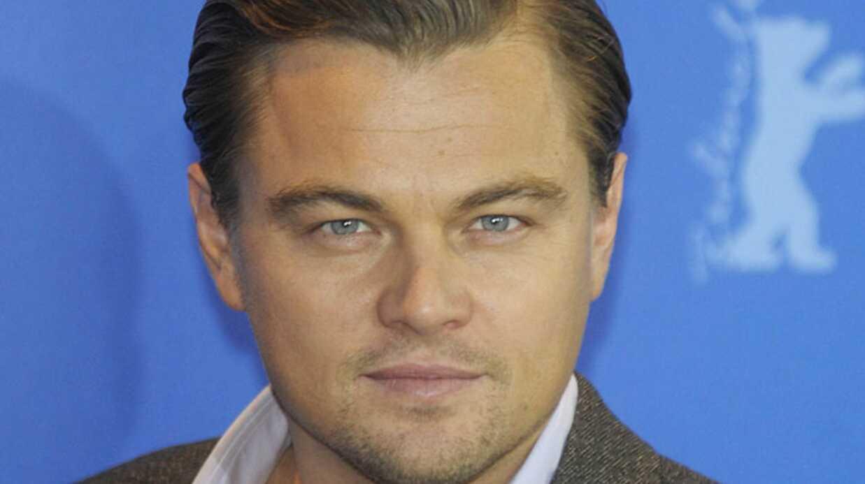 Leonardo DiCaprio: grosse frayeur en avion