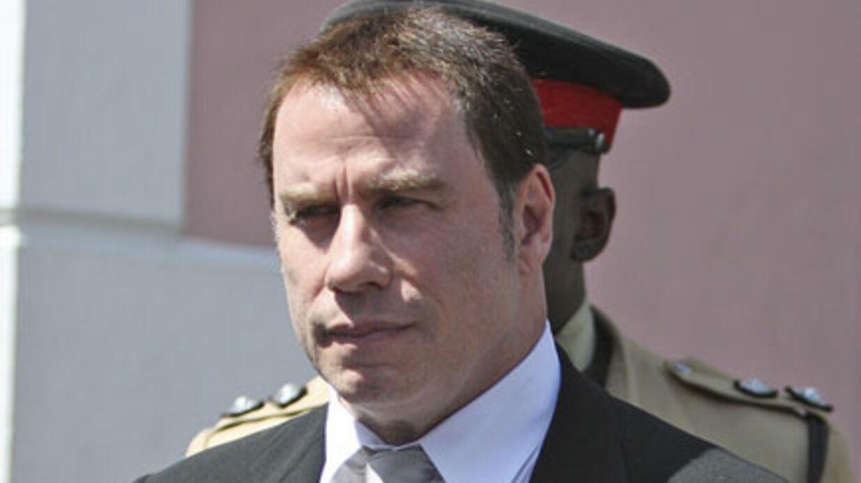 John Travolta s'est fait voler sa Mercedes