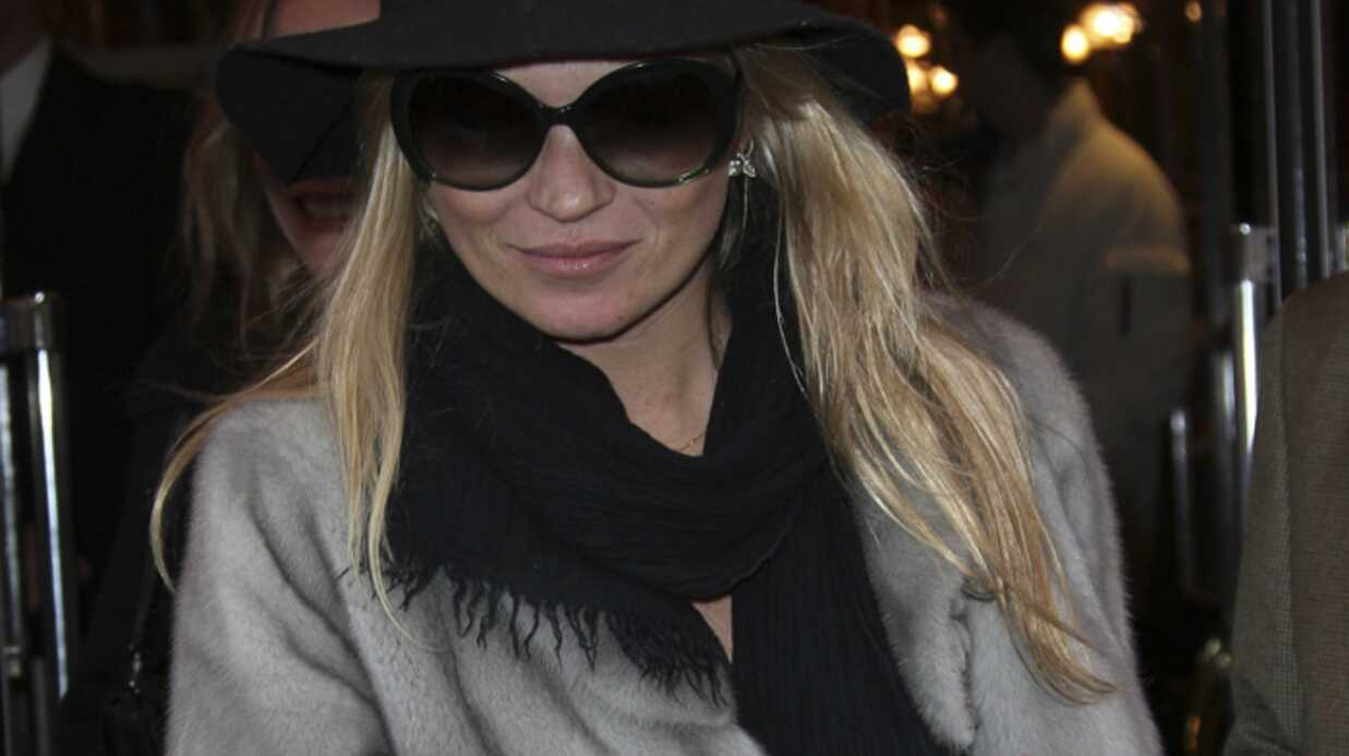 Kate Moss: sa robe de mariée sera signée John Galliano
