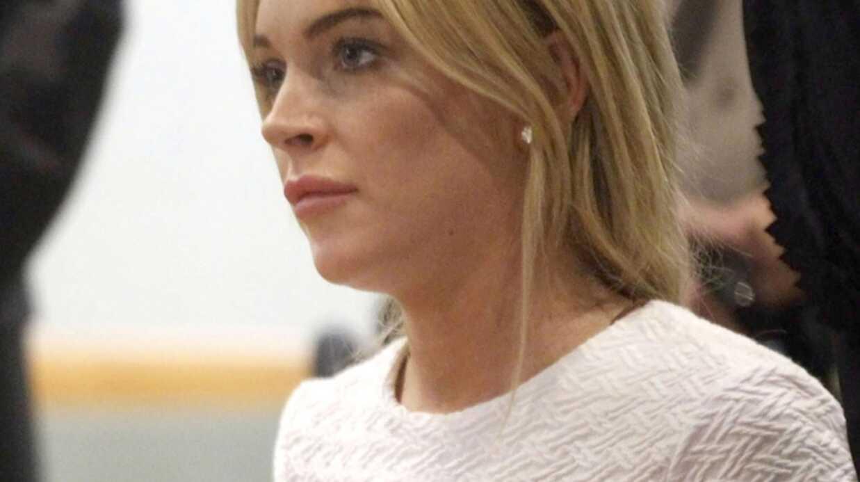 Lindsay Lohan plaide non-coupable de vol de bijoux