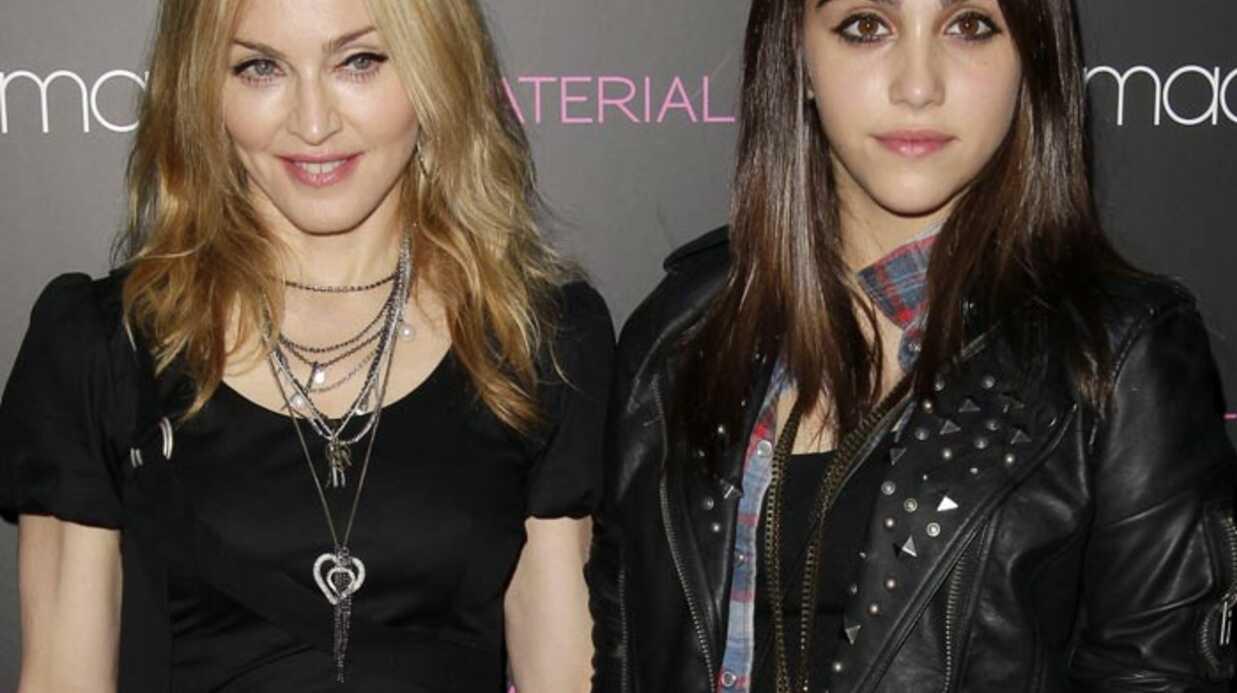 Madonna: le coup de gueule de Lourdes
