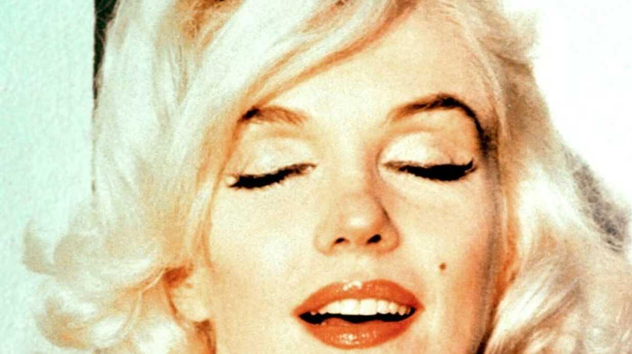 Marilyn Monroe: une photo topless aux enchères