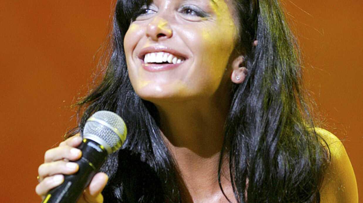 VIDEO Jenifer: chute en direct sur France 3