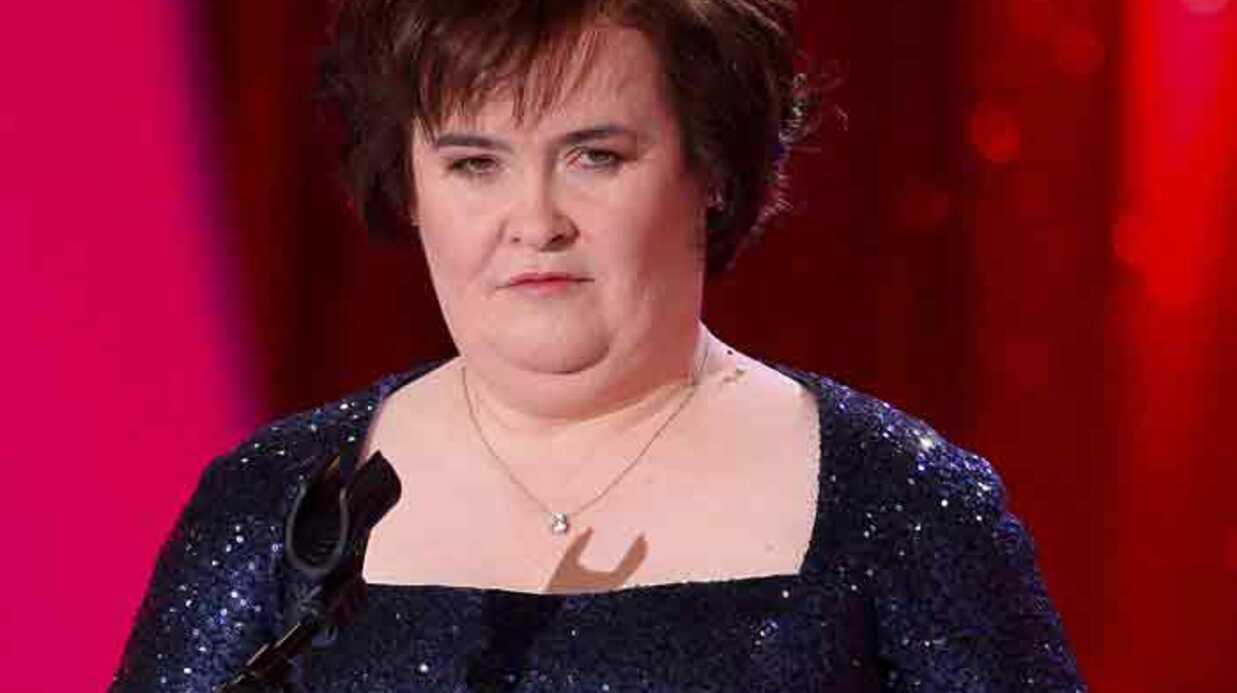 Susan Boyle humiliée par son idole