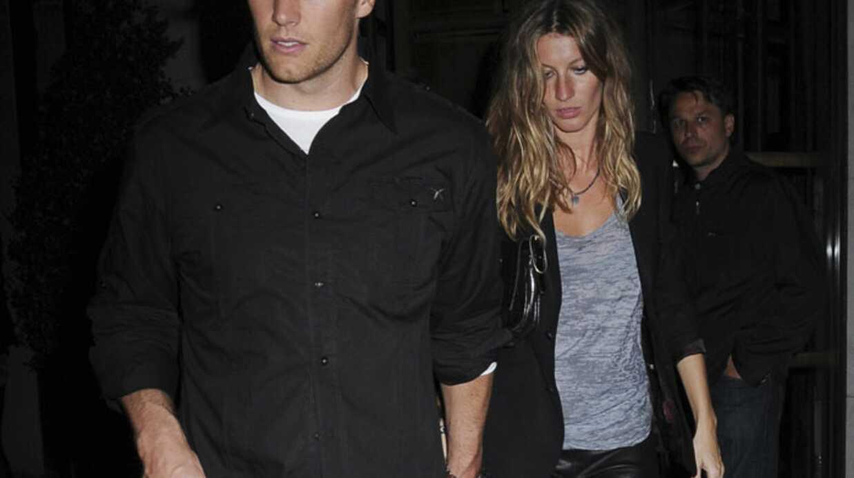 Gisele Bündchen: son mari Tom Brady victime d'un accident