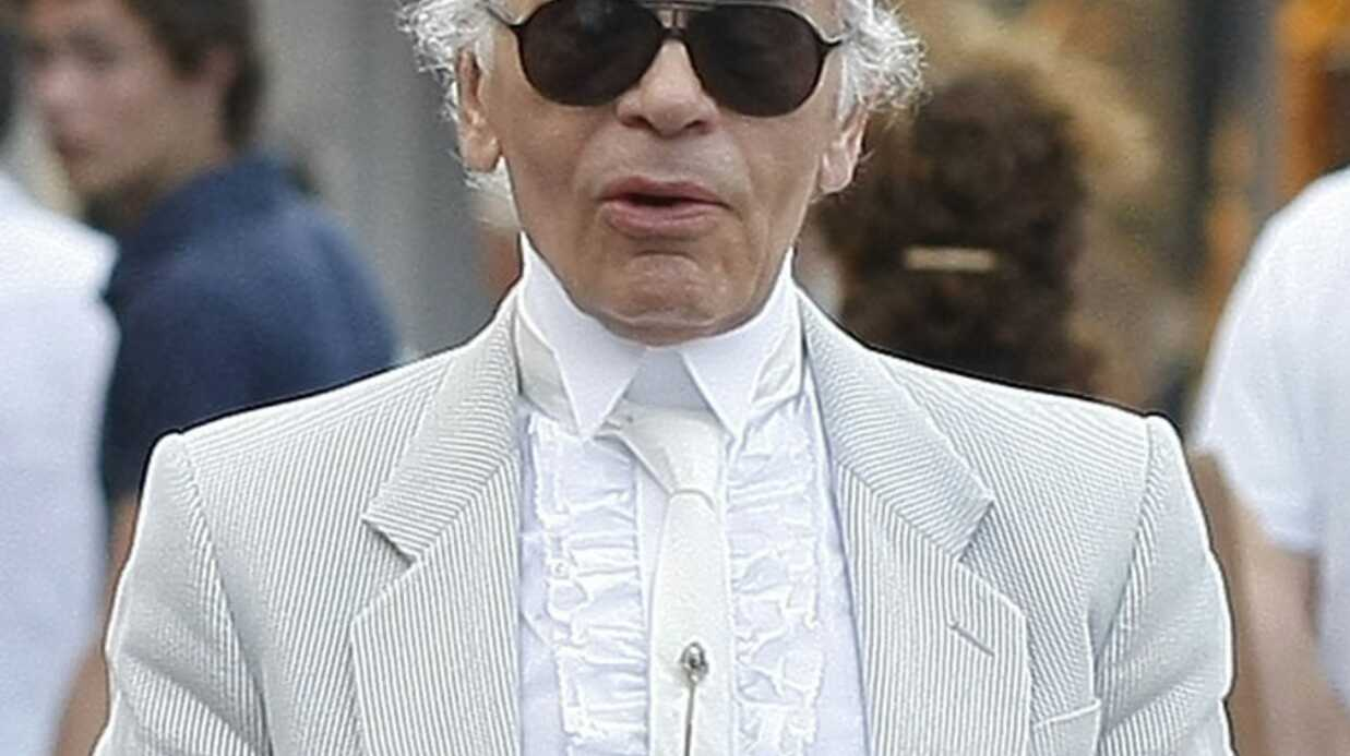 Karl Lagerfeld démocratise le luxe