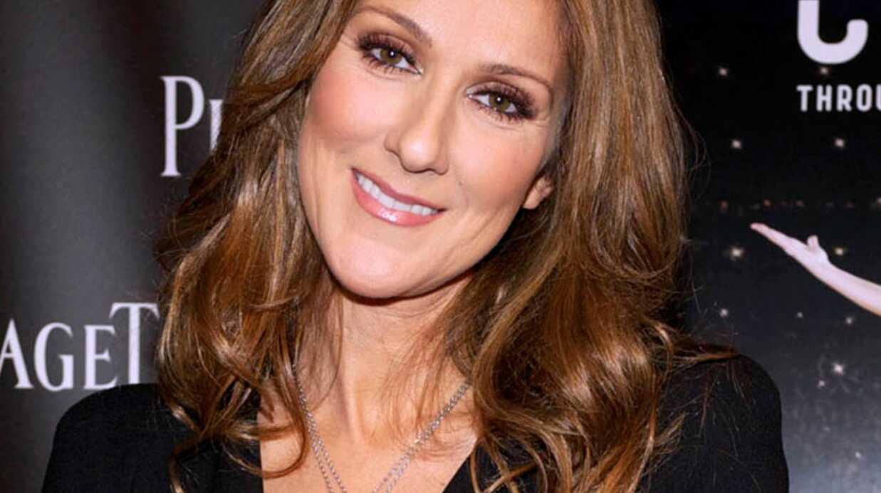 Céline Dion a accouché de ses jumeaux