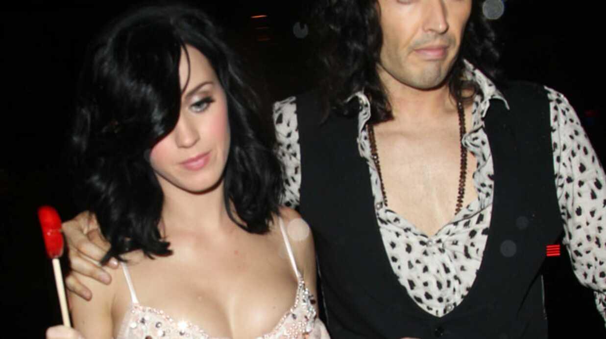 Katy Perry et Russell Brand se sont mariés