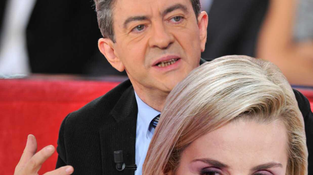 Jean-Luc Mélenchon attaque encore Laurence Ferrari