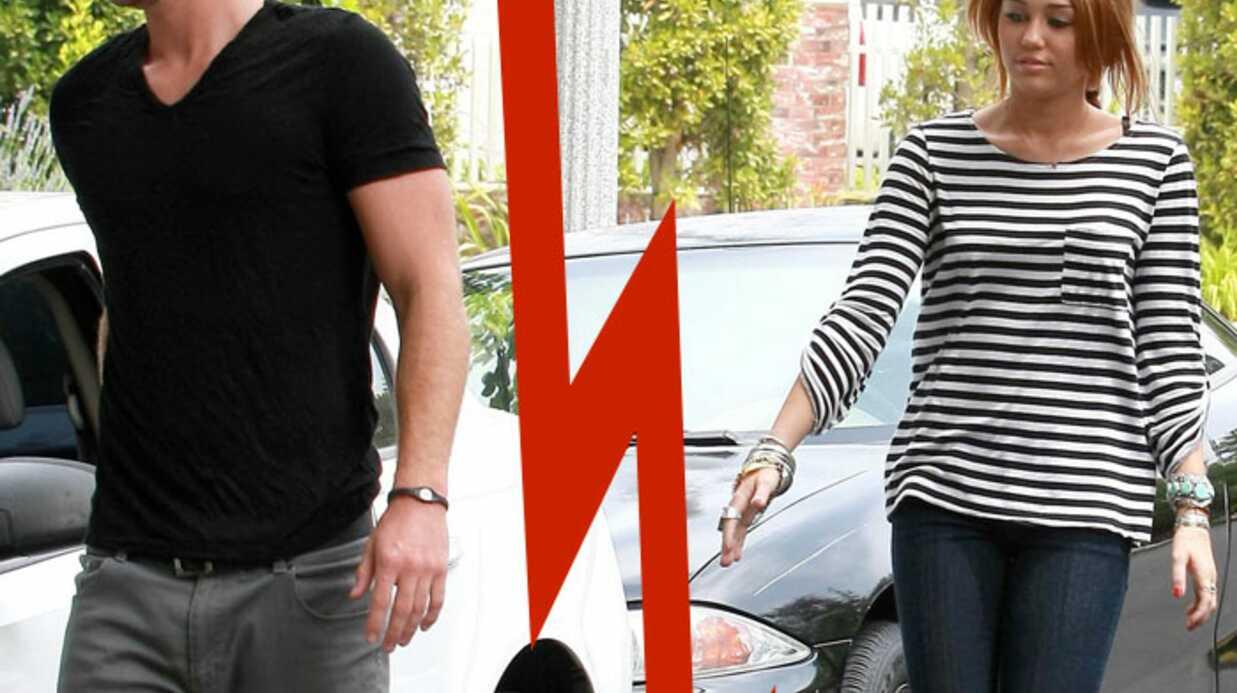 Miley Cyrus: c'est encore fini avec Liam Hemsworth