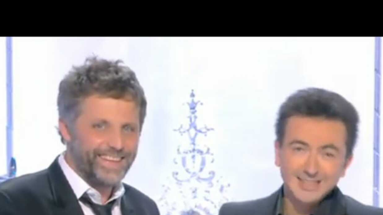 VIDEO Stéphane Guillon et Gérald Dahan se paient la tête de Val