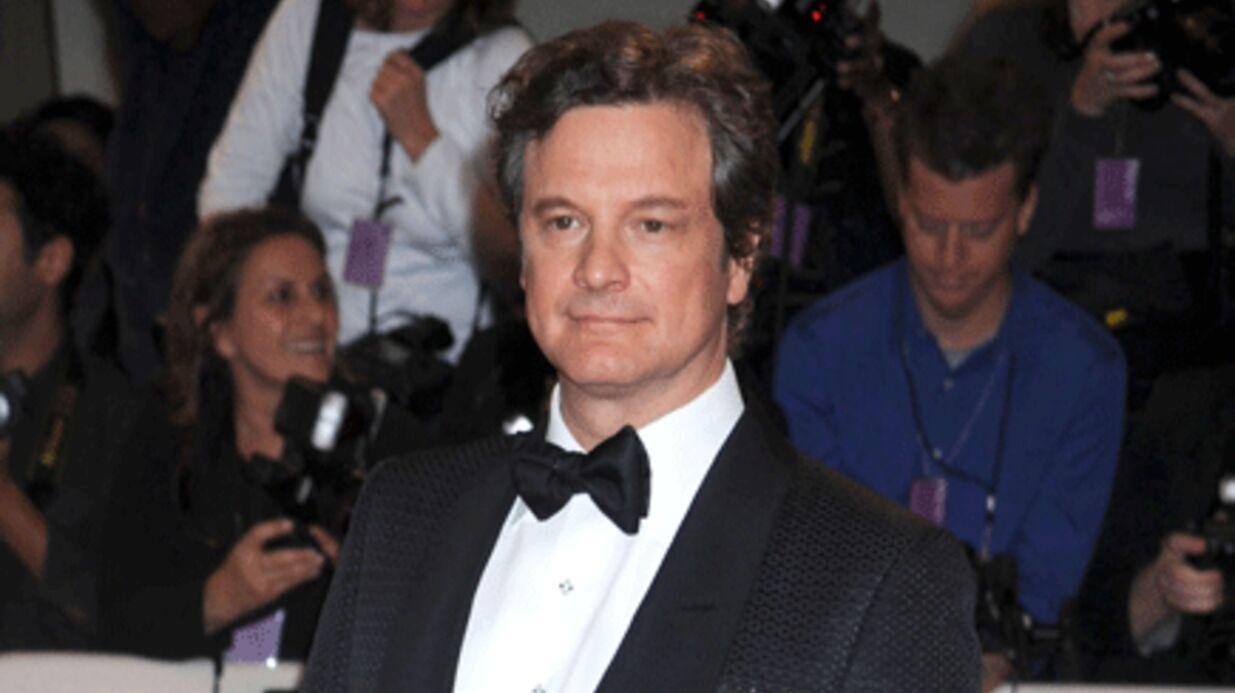 Colin Firth: distingué par Elizabeth II