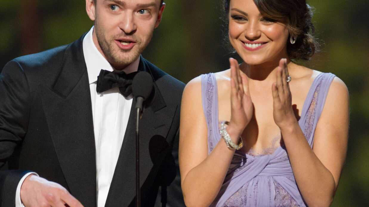 Justin Timber­lake sensible aux charmes de Mila Kunis ?