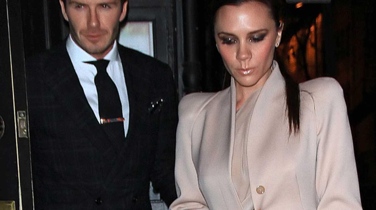 David et Victoria Beckham: invités au mariage du Prince William