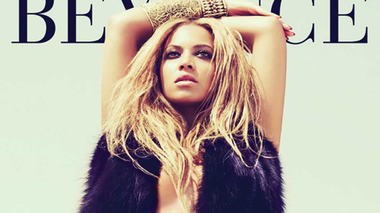 Beyoncé en fourrure de renard, sur la pochette de son nouvel album