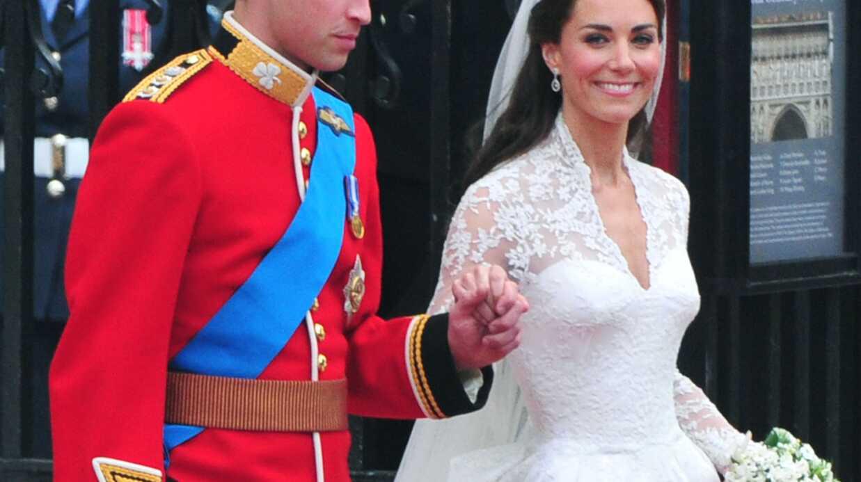 Kate et William sont de retour de leur voyage de noces