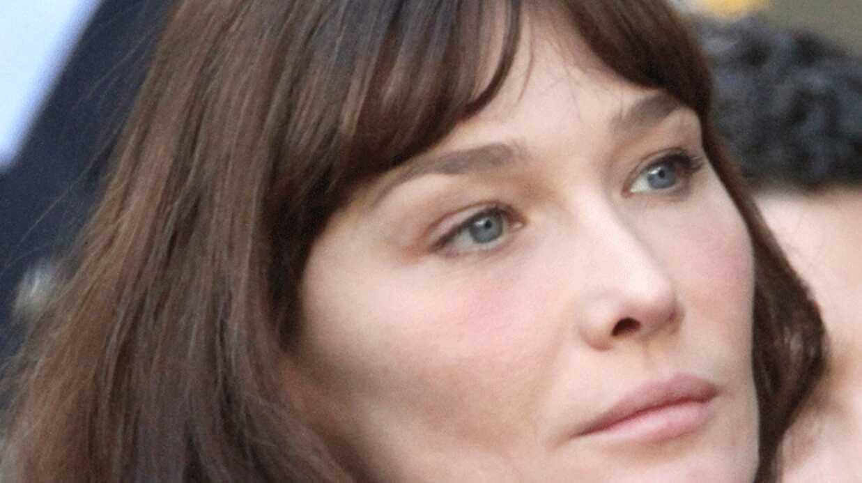 Carla Bruni enceinte: motus du côté de l'Elysée