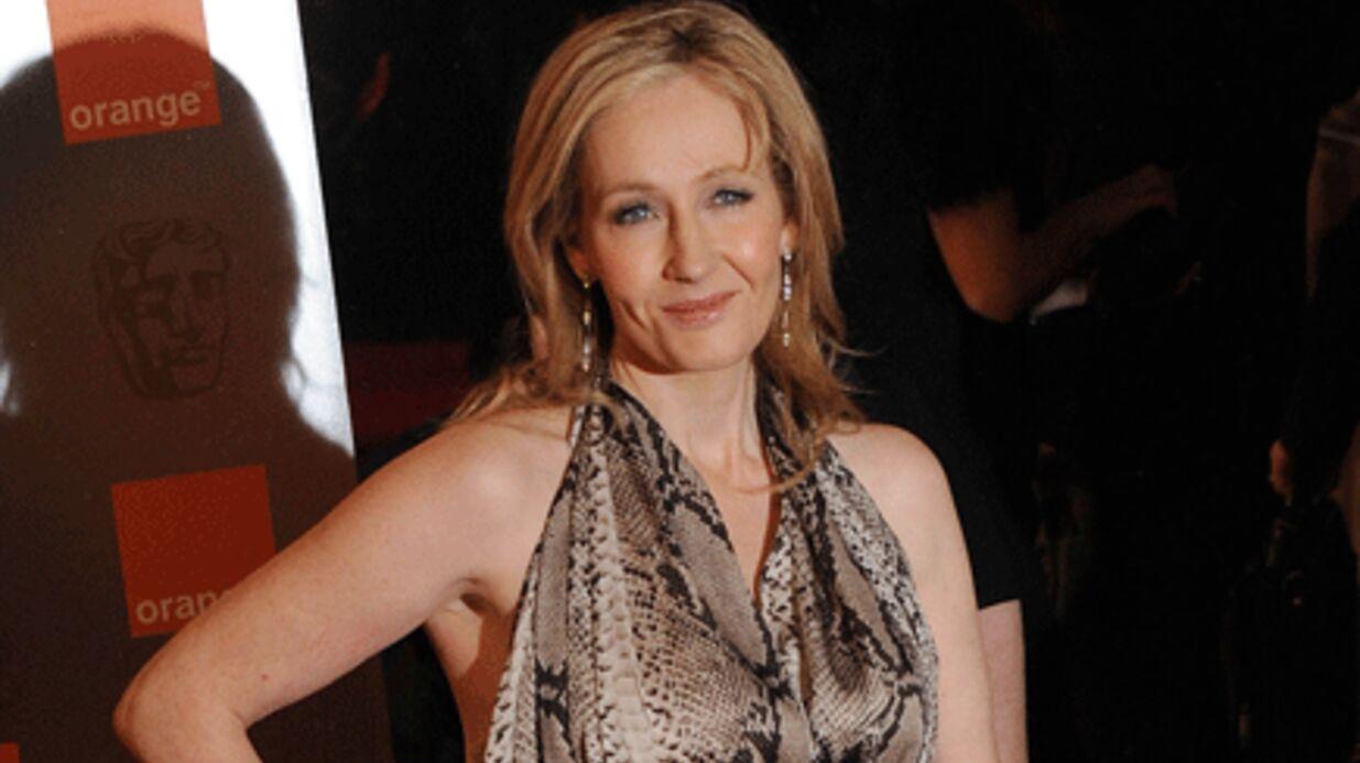 J.K. Rowling: pas de huitième tome pour Harry Potter