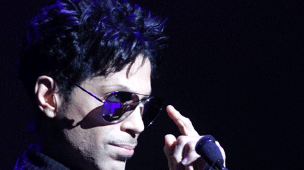 Prince n'enregistrera plus d'album