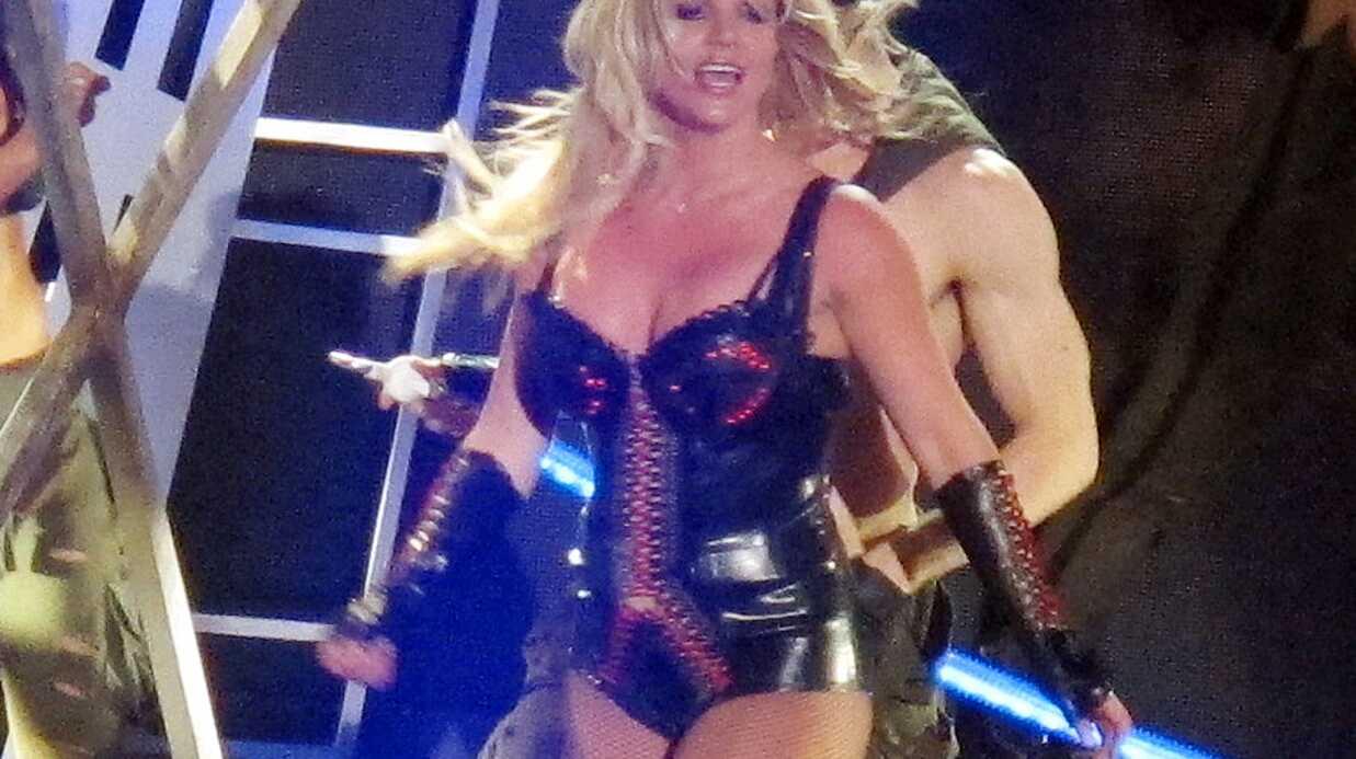 Britney Spears: son concert surprise à Las Vegas