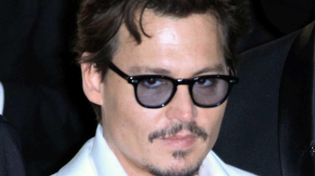 Johnny Depp: Liam Gallagher le veut dans le biopic des Beatles