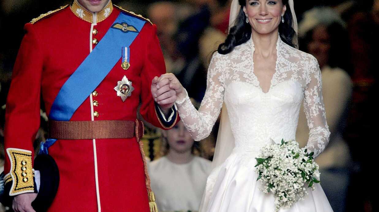 Kate Middleton: le mariage a coûté 282.000 € à sa famille