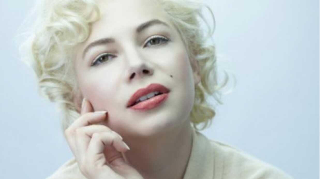 Michelle Williams va incar­ner Mari­lyn Monroe