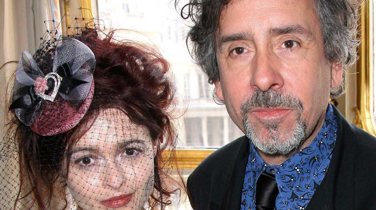 Tim Burton et sa femme vivent séparement à cause des ronflements