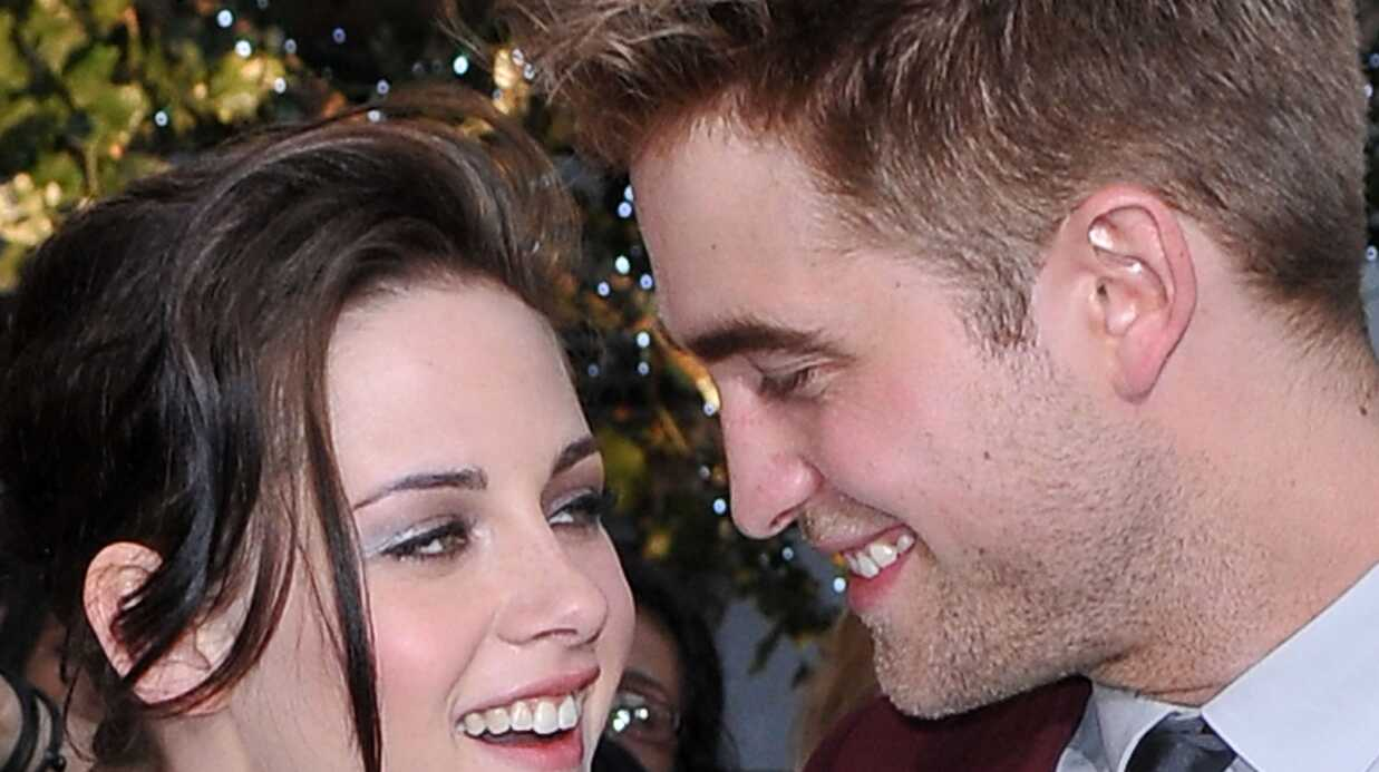 Robert Pattinson et Kristen Stewart ont fêté le nouvel an ensemble