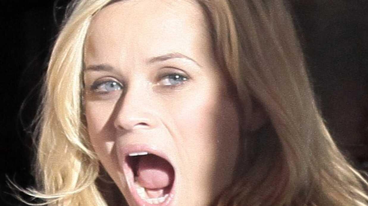 Reese Witherspoon s'est pris un râteau à cause de sa grammaire