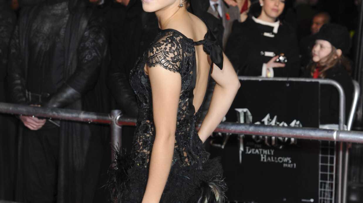 Emma Watson: son premier verre de vin à 7 ans