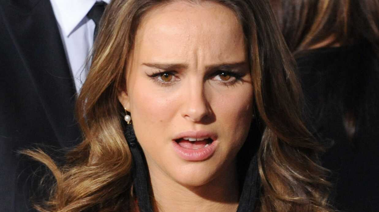 Nathalie Portman très critiquée par son ex